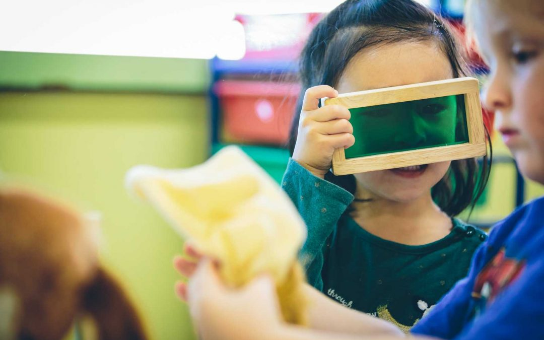 Why our Preschool is play-based