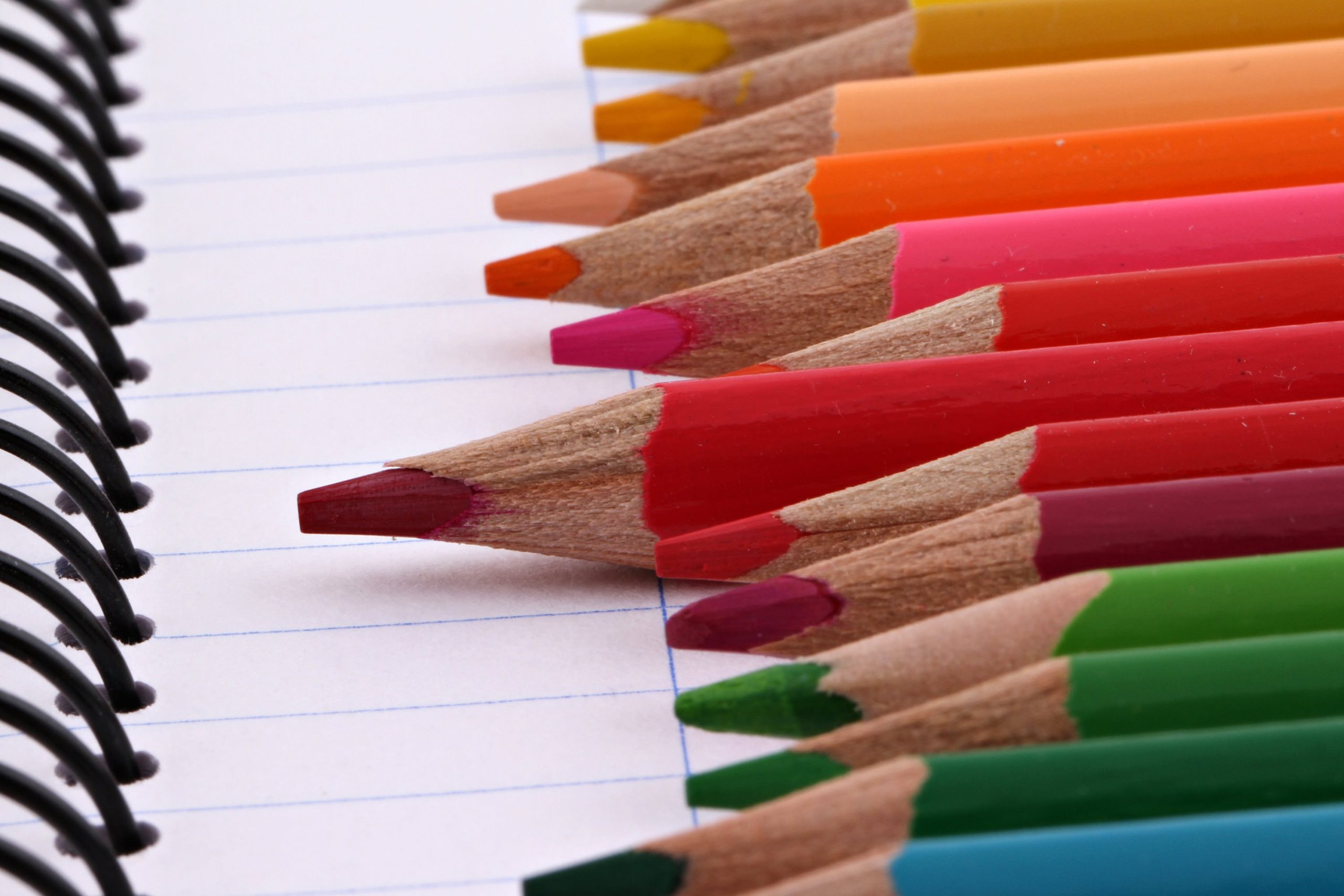 Student supplies for The Lower and Upper Schools