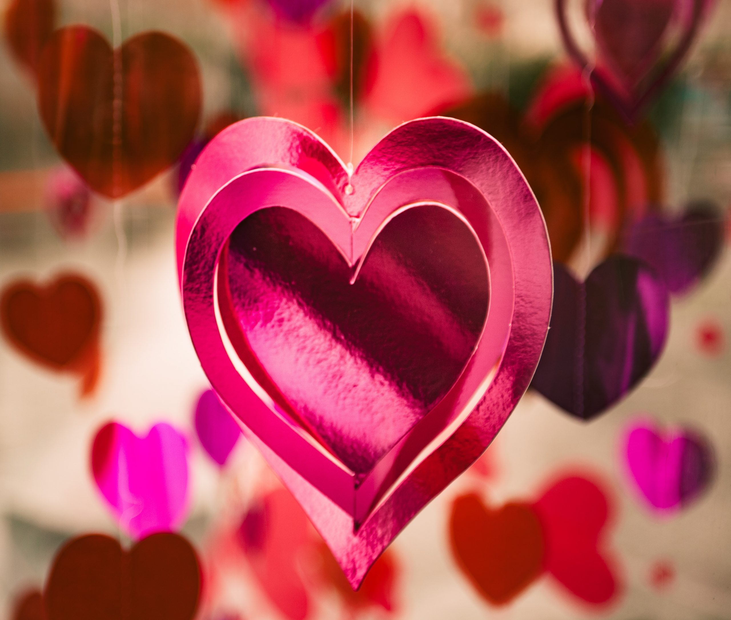 Ideas about love for Valentine's Day