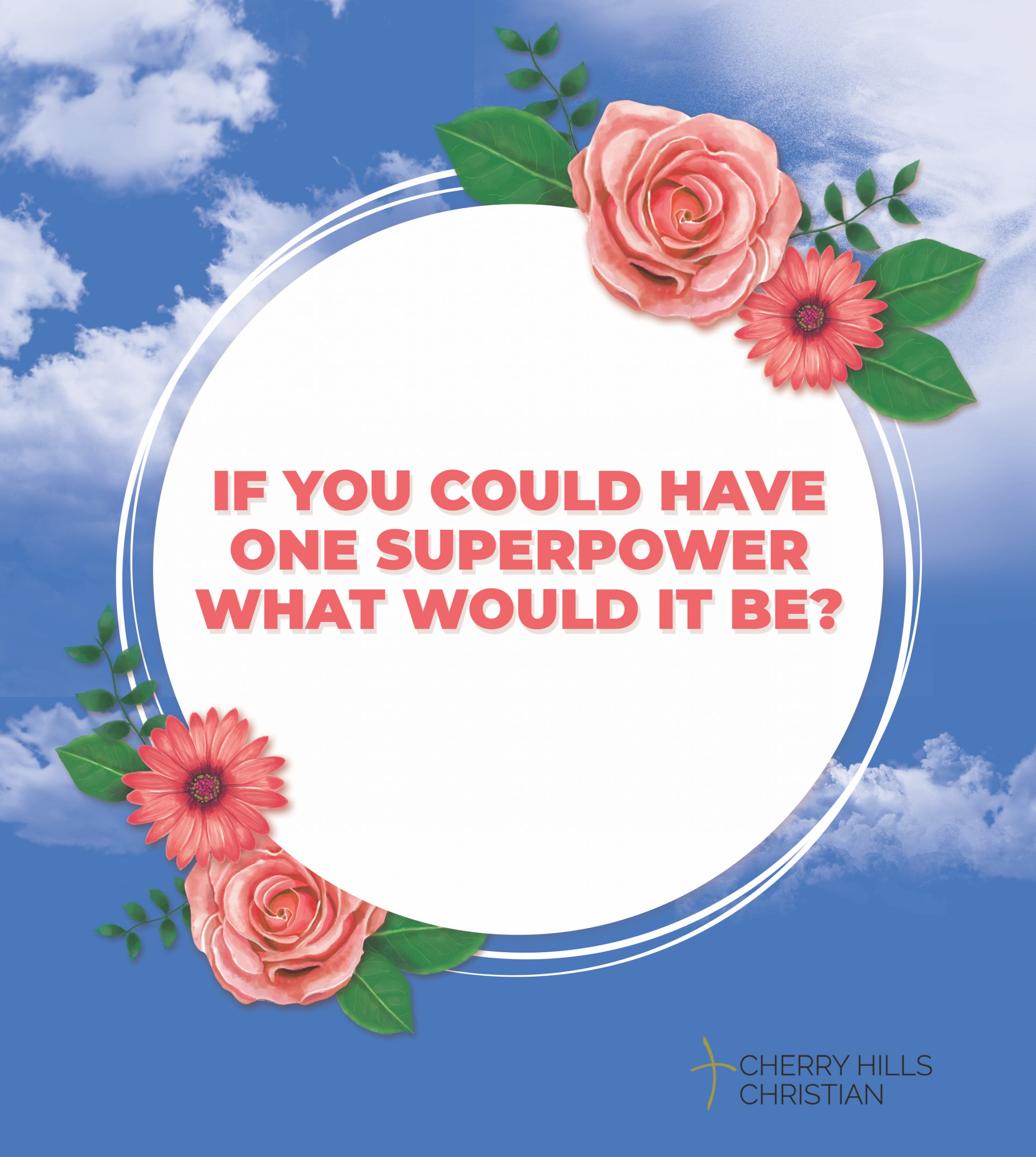 One superpower you want?