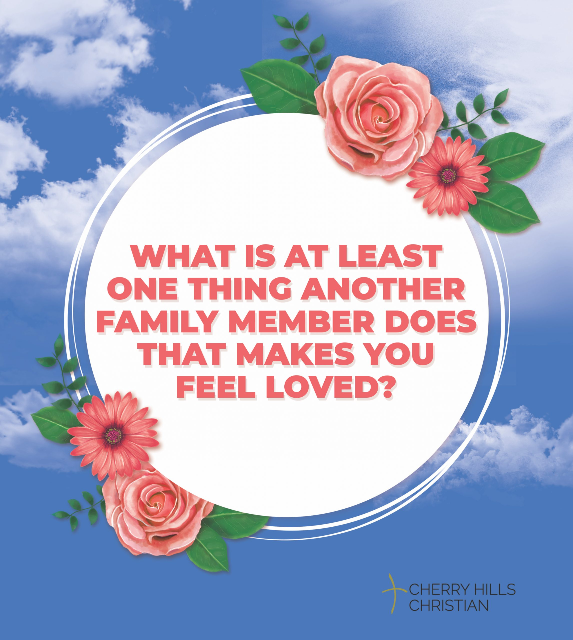 What makes you feel loved?